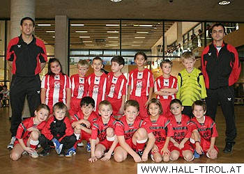 fussball hall
