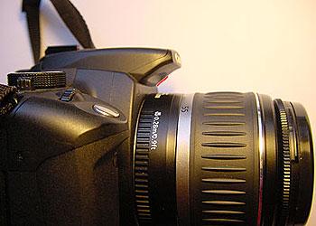 Canon EOS 350 EOS 400